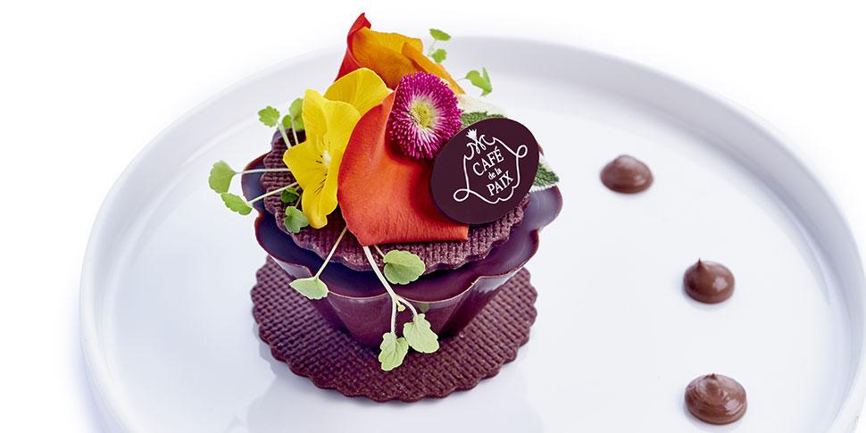 Sophie de Benardi - dessert - ICF