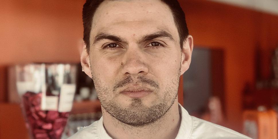 Nathan Rouvrais, pâtissier - Institut Culinaire de France