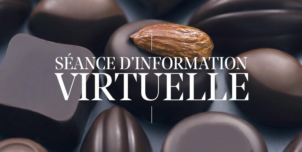 Conférence virtuelle Institut Culinaire de France