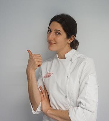 Charlotte Benzaken, CAP chocolaterie