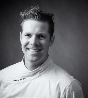 Damien Baccon, boulanger et formateur à Institut Culinaire de France