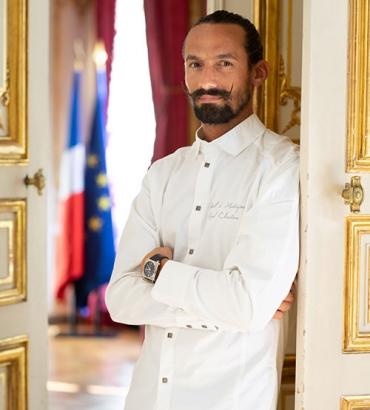 Entretien avec Gaël Clavière, chef pâtissier à l'Hôtel de Matignon