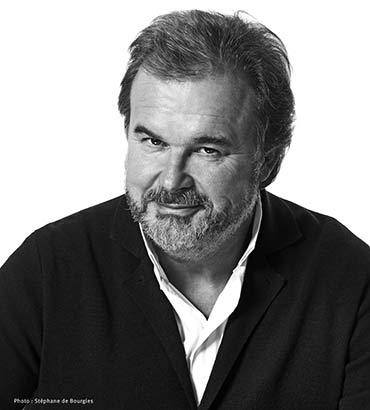 Pierre Hermé Président du comité pédagogique d'Institut Culinaire de France