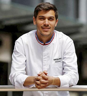 Thomas Subrin Meilleur Ouvrier de France Boulanger - Institut Culinaire de France