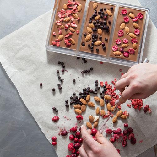 cours chocolat institut culinaire de france