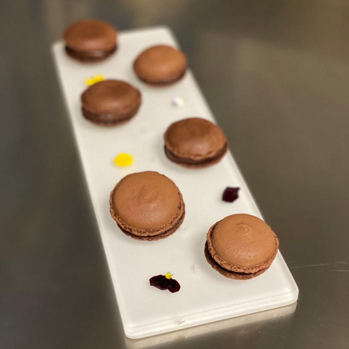 Macarons sans gluten sans lactose Mathilde Mota
