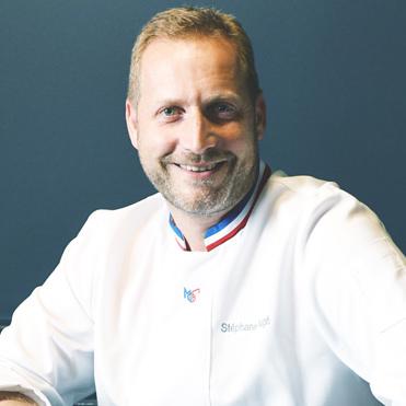 Stage professionnel glacerie avec Stéphane Augé - Institut Culinaire de France