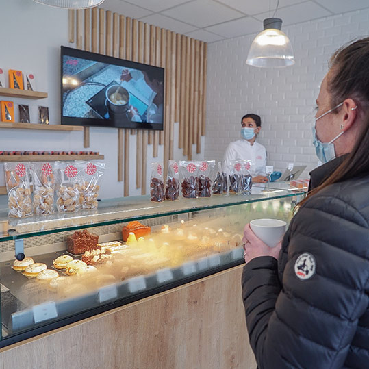 Boutique d'application - boulangerie pâtisserie - Institut Culinaire de France