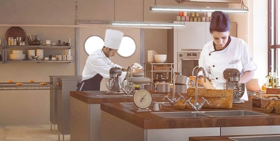 Ecole de cuisine à Bordeaux