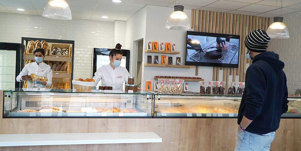 Boutique d'application - boulangerie-pâtisserie - Institut Culinaire de France